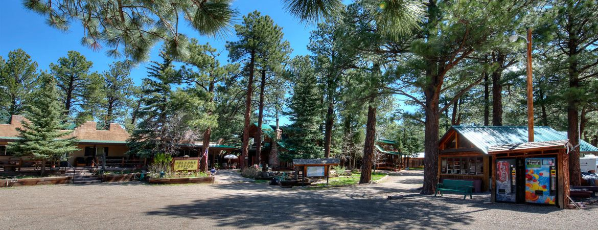 Camping and RV Park at StoneWall Lodge in Weston, Colorado