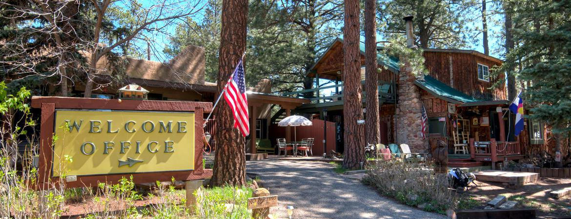 Contact Us at StoneWall Lodge in Weston, Colorado